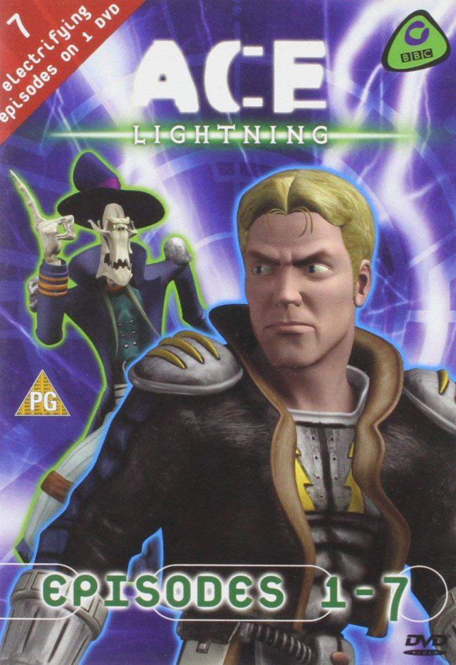 Ace Lightning, TV Series