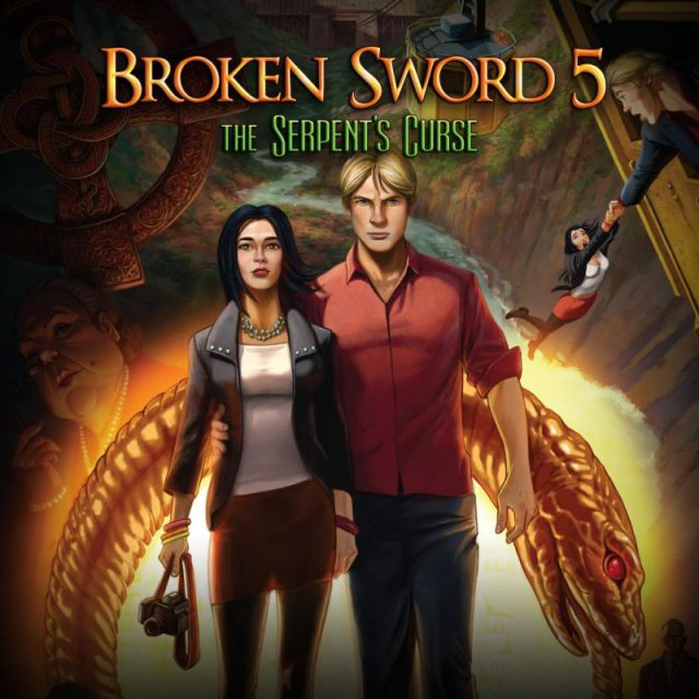 Broken Sword 5 The Serpent's Curse