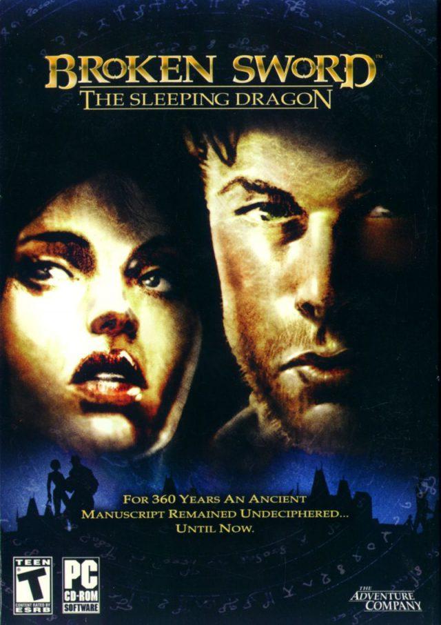 Broken Sword, The Sleeping Dragon