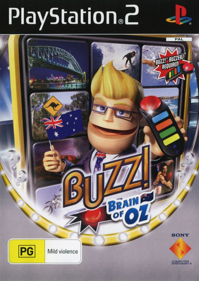 Buzz! Brain of Oz