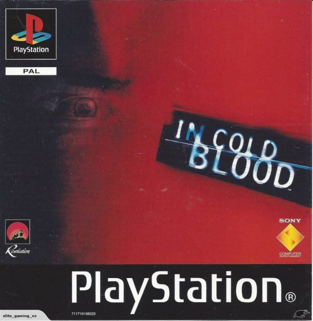 In Cold Blood - Playstation